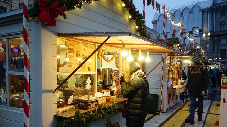 ФАС начал проверку Рождественской ярмарки после жалоб рестораторов