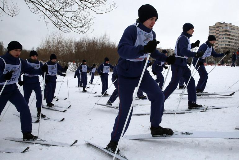 «Лыжные стрелы» вновь бесплатно унесут петербуржцев в звенящую снежную даль уже 17 января