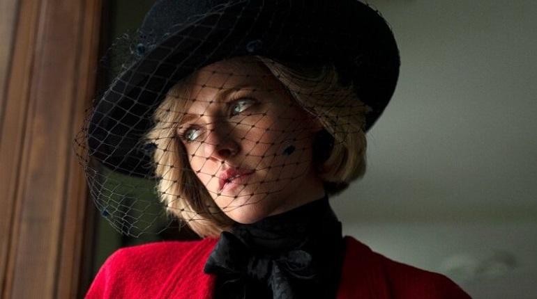 Кристен Стюарт примерила образ принцессы Дианы для фильма «Спенсер»