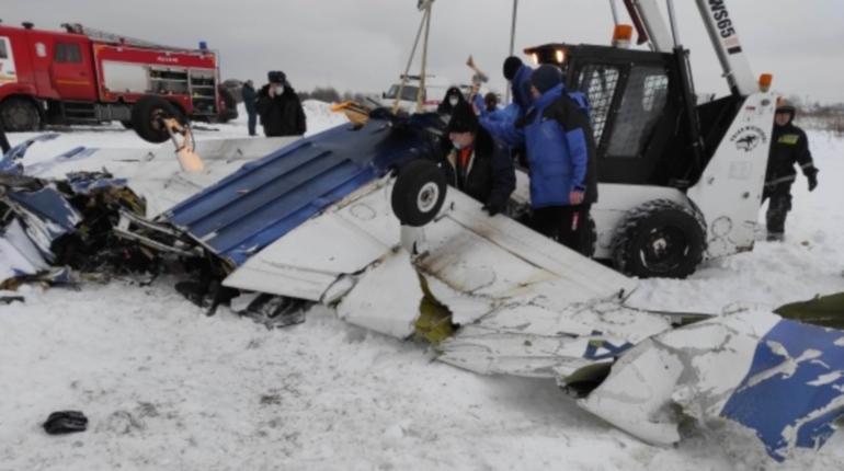 Погибший в Ленобласти пилот оказался петербургским чиновником