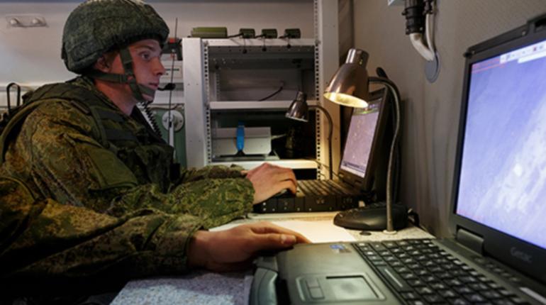 Зенитчики ЗВО потренировались в защите Ленобласти