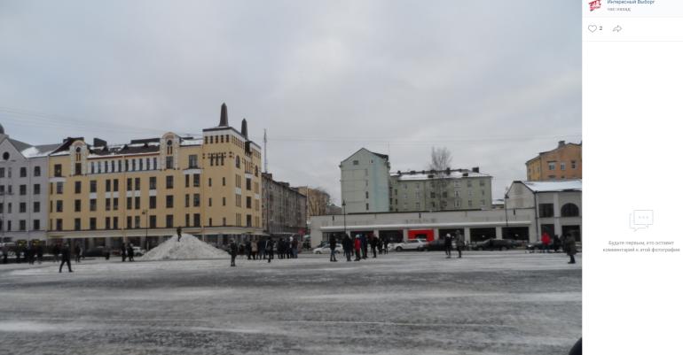 На «массовые» митинги в Ленобласти никто не пришел