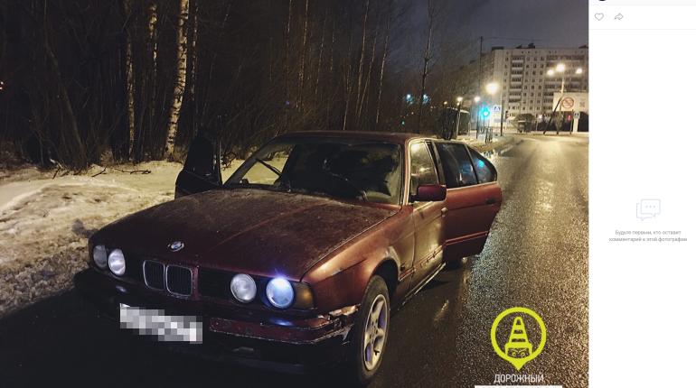 Самбист чуть не убил водителя иномарки, уходя от погони в Петербурге