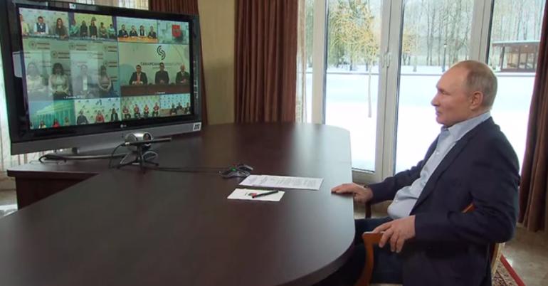 Путин прокомментировал «расследование» про дворец в Геленджике