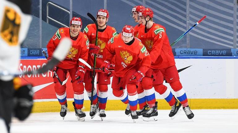Стал известен соперник сборной России в матче за третье место на МЧМ по хоккею