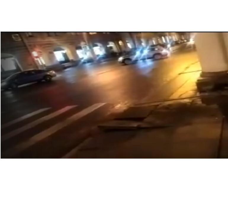 Стала известна причина появления пламени на Садовой улице