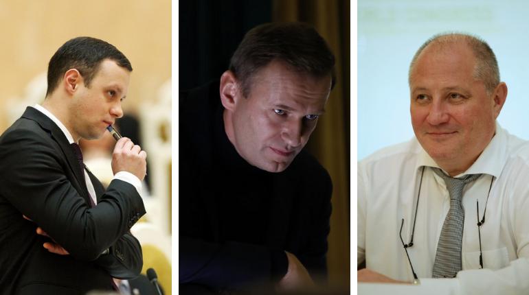 Портреты Навального могут заполонить Петербург, если сторонники нарисуют их красиво