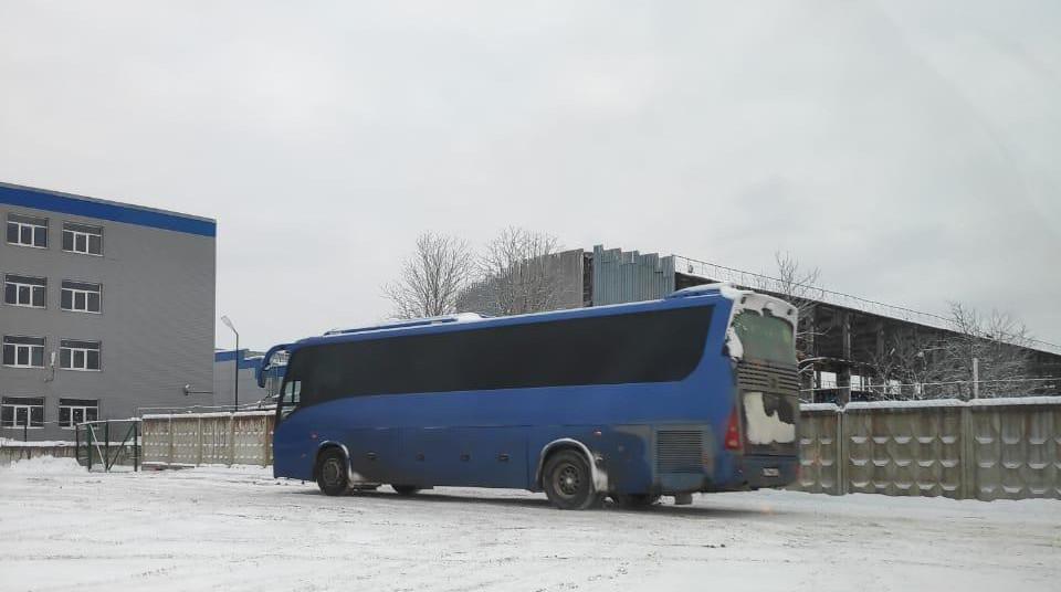 В Кингисеппе у компании-перевозчика изъяли 30 подозрительных автобусов