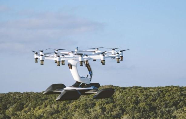 В США начнут испытания аэротакси в 2021 году