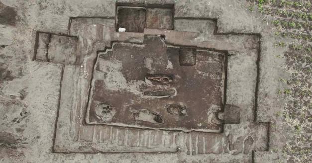 На древнем кладбище инков нашли загадочное кольцо