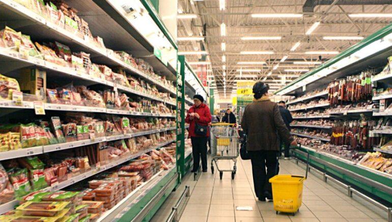 Власти России намерены создать новую схему сдерживания цен на продукты