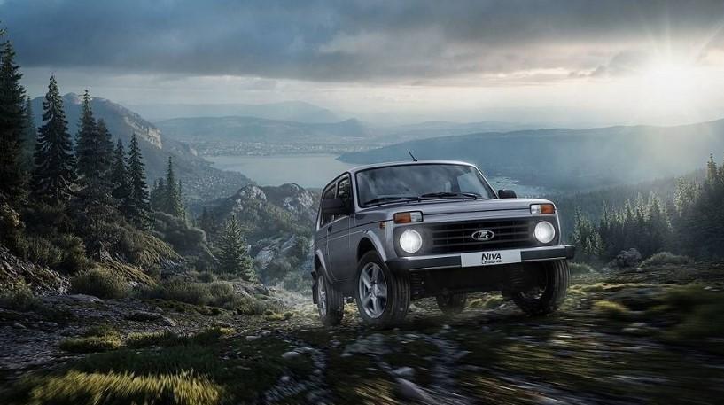 «АвтоВАЗ» переименовал свою знаменитую модель Lada 4×4