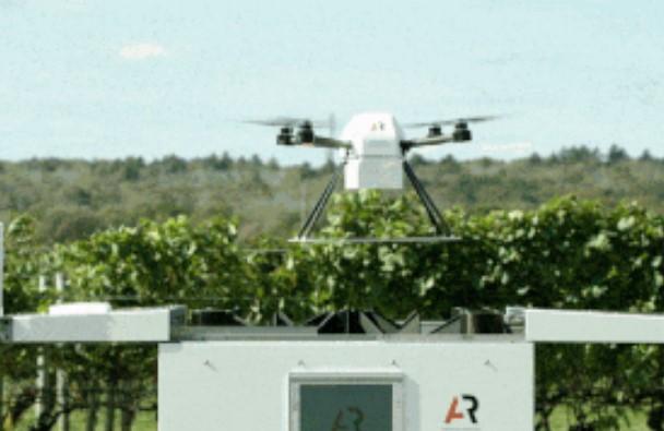 В США одобрили полеты малых дронов под полностью удаленным наблюдением