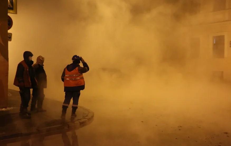 Энергетикам Петербурга продлили усиленный режим работы из-за морозов
