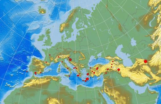 На границе России произошло землетрясение магнитудой 6,5
