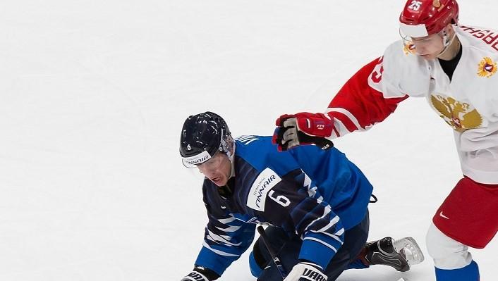 Сборная России проиграла команде Финляндии в матче за бронзу МЧМ-2021