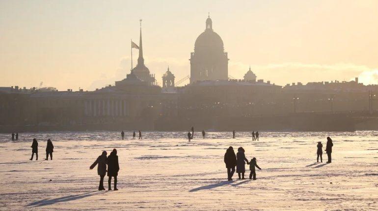 В Петербурге запрет выхода на лед могут продлить до 15 марта