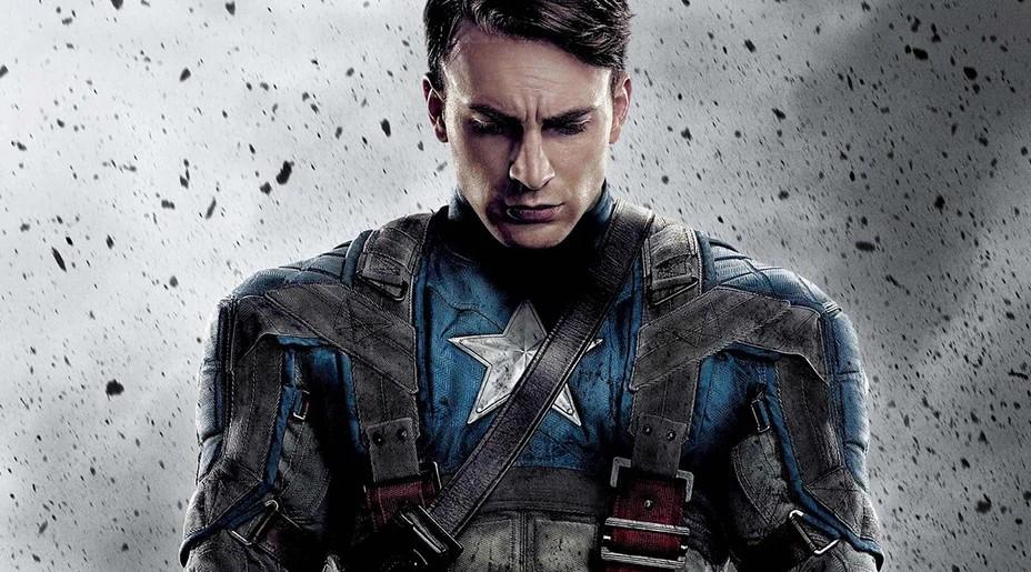 Крис Эванс может вернуться на экраны в роли Капитана Америки