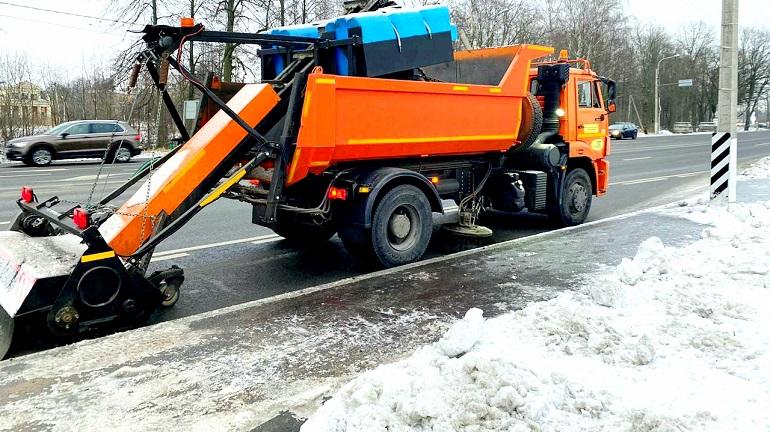 Снега прошлой зимой почти не было, но следы «распила» 9,5 млн на уборке нашли