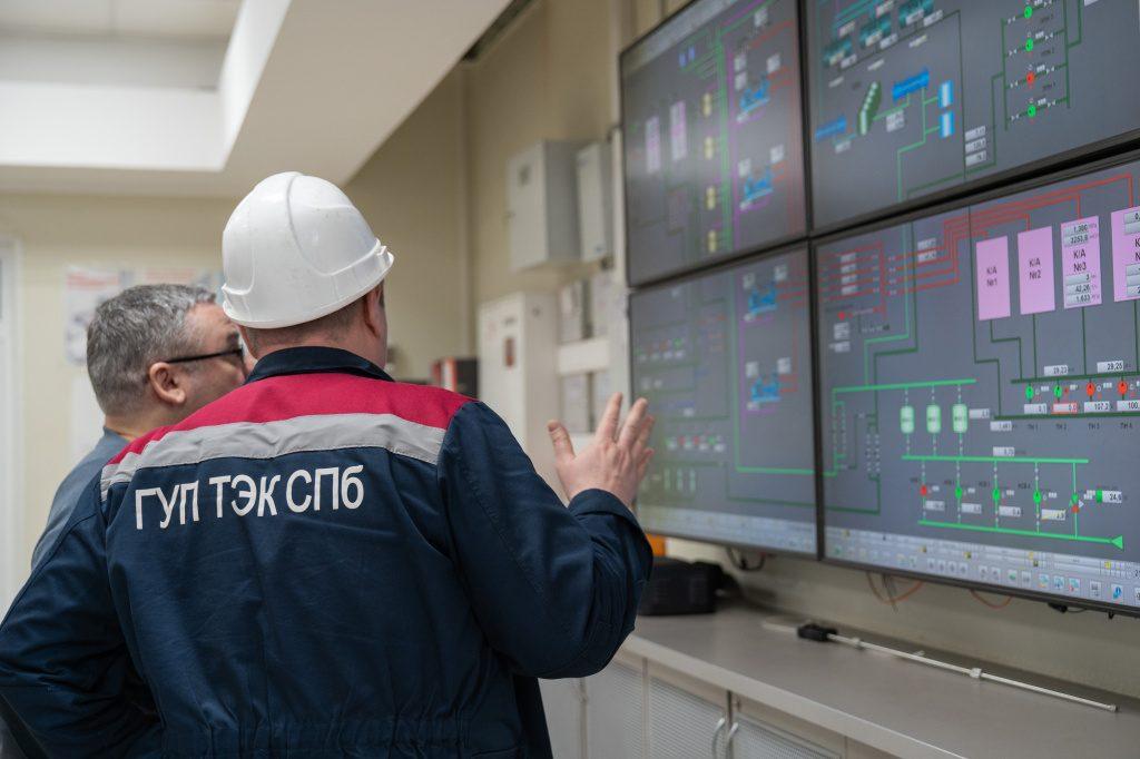 Петербургские энергетики начали готовиться к следующему отопительному сезону