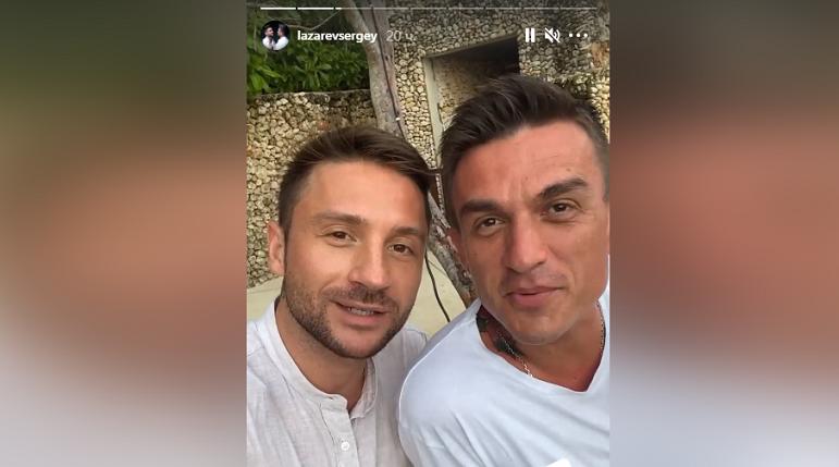 Лазарев и Топалов хотят выпустить новую песню к 20-летию Smash