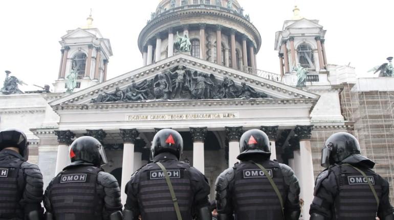 Петербуржцам придумали «условие» снятия ограничений: не ходить на митинги