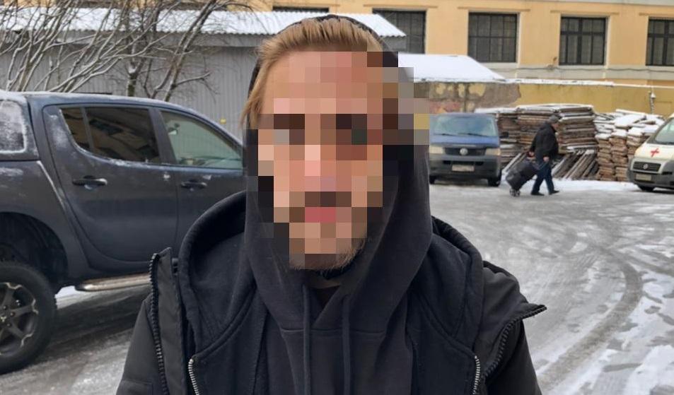 Подозреваемого в убийстве девушки жителя Мурино арестовали