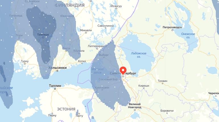 К вечеру Петербург накроет снегом: готовы ли комблаг и Пулково