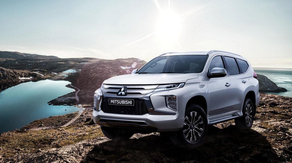 Mitsubishi представила в России обновленный Pajero Sport