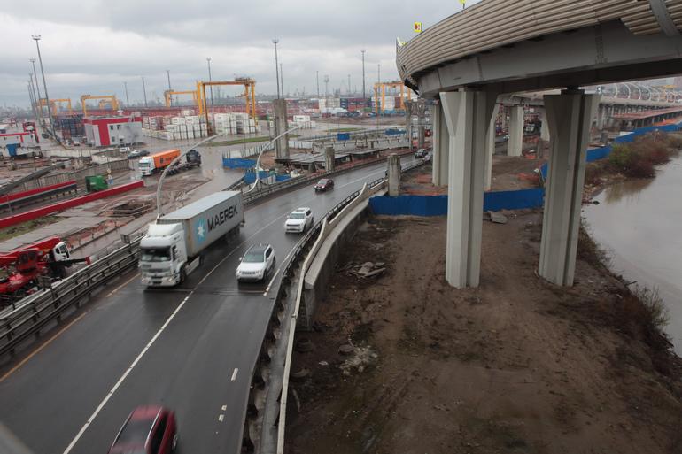 На строительство развязки ЗСД с Витебским проспектом потратят 39 млрд рублей
