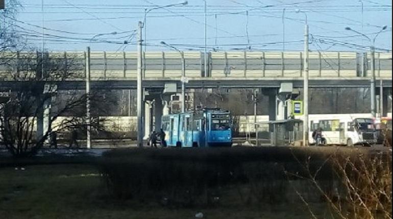 Ржевскую площадь, где останавливается «Чижик», приведут в порядок в 2022 году
