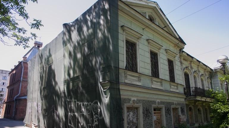 Владельцев Дома князя Вяземского оштрафовали на 200 тысяч
