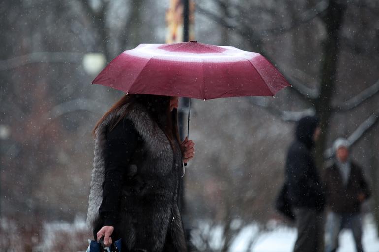 В Германии за неделю температура воздуха «прыгнула» на 40 градусов