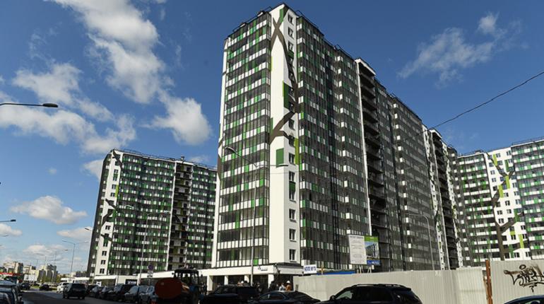 В Ленобласти годовой план по строительству жилья за восемь месяцев выполнен на 90%