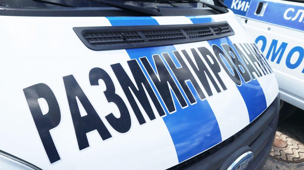 Из-за сообщений о минировании из зданий Петербурга было эвакуировано 172 человека