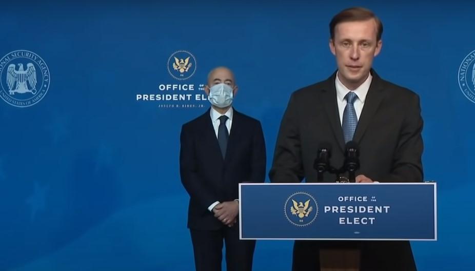 Советник Байдена заявил об ответной атаке США на «русских хакеров»