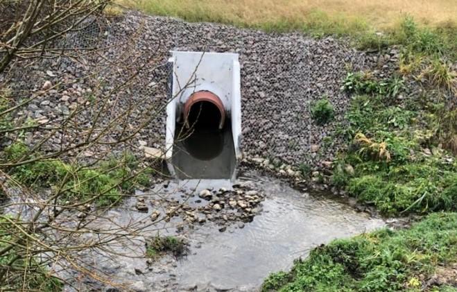 Росприроднадзор расследует дело о загрязнении сточных вод оператором аэропорта «Пулково»