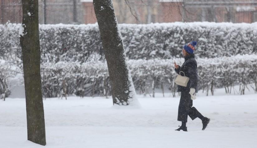 Столбики термометров  в Ленобласти упадут до -30 градусов