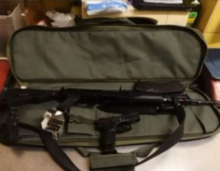 Стащивший ружьё из машины соседа петербуржец отделался «условкой»