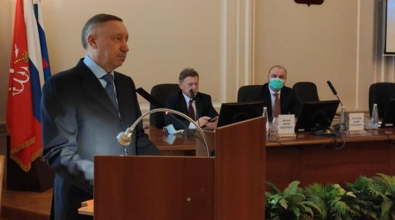 Городской бюджет Петербурга может достигнуть 1 триллиона рублей к 2023 году