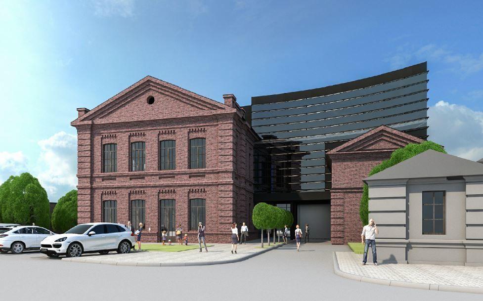 «Храм Оленя»: в бывших корпусах петербургского завода «Арсенал» откроется новое арт-пространство