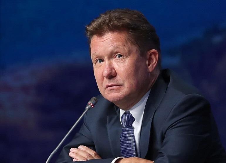 Главу «Газпрома» Миллера предложили сделать почетным гражданином Петербурга