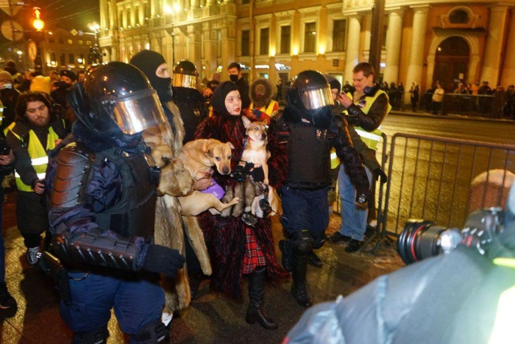 Петербургские СМИ не справились с освещением акции протеста 3 февраля