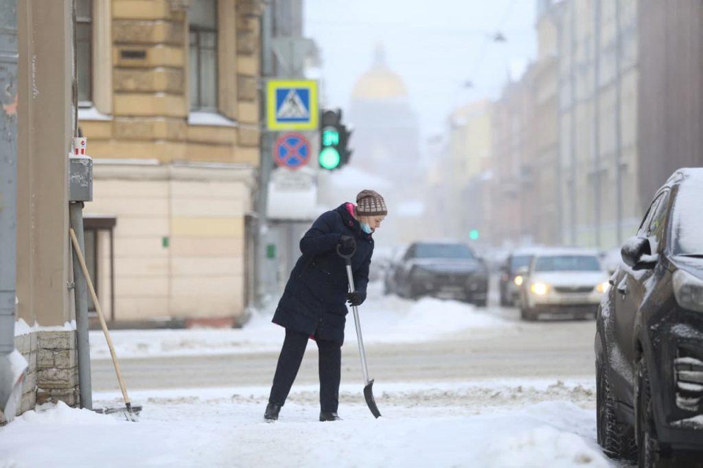 10 марта в Петербурге оказалось самым холодным за 50 лет
