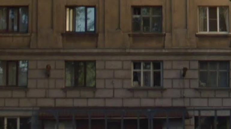 Студента избили у общежития Военмеха, он защищался пистолетом