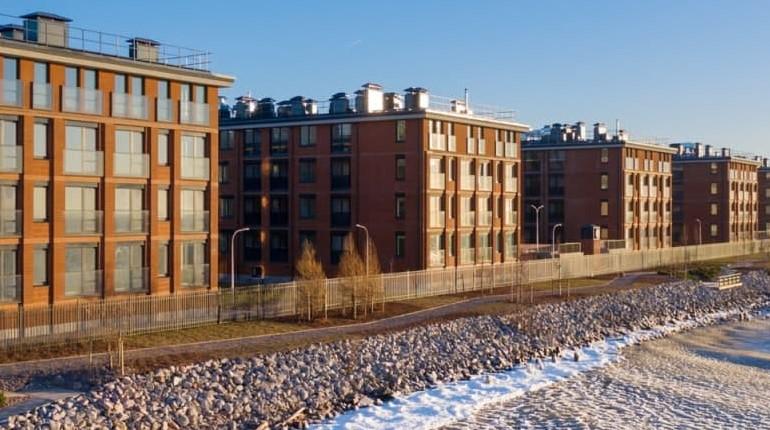 Холдинг Setl Group стал первым по вводу жилья в Петербурге