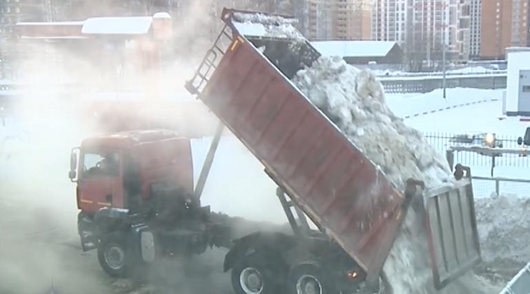 Александр Беглов извинился перед петербуржцами за шум снегоуборочной техники по ночам