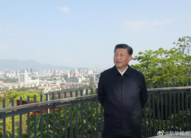 Си Цзиньпин подчеркнул важность всемерной поддержки инноваций
