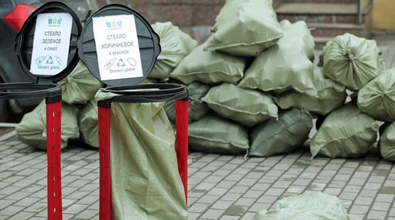 Эксперт Госдумы рассказала, как в Петербурге перерабатывают стекло