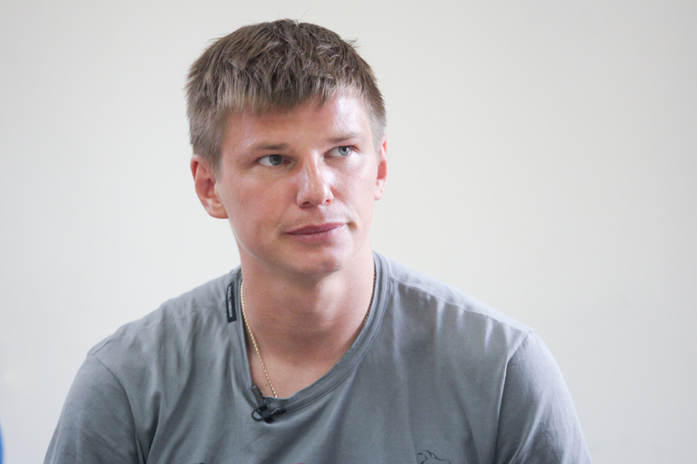 Аршавин сказал, что мечтал быть спортивным директором «Зенита»